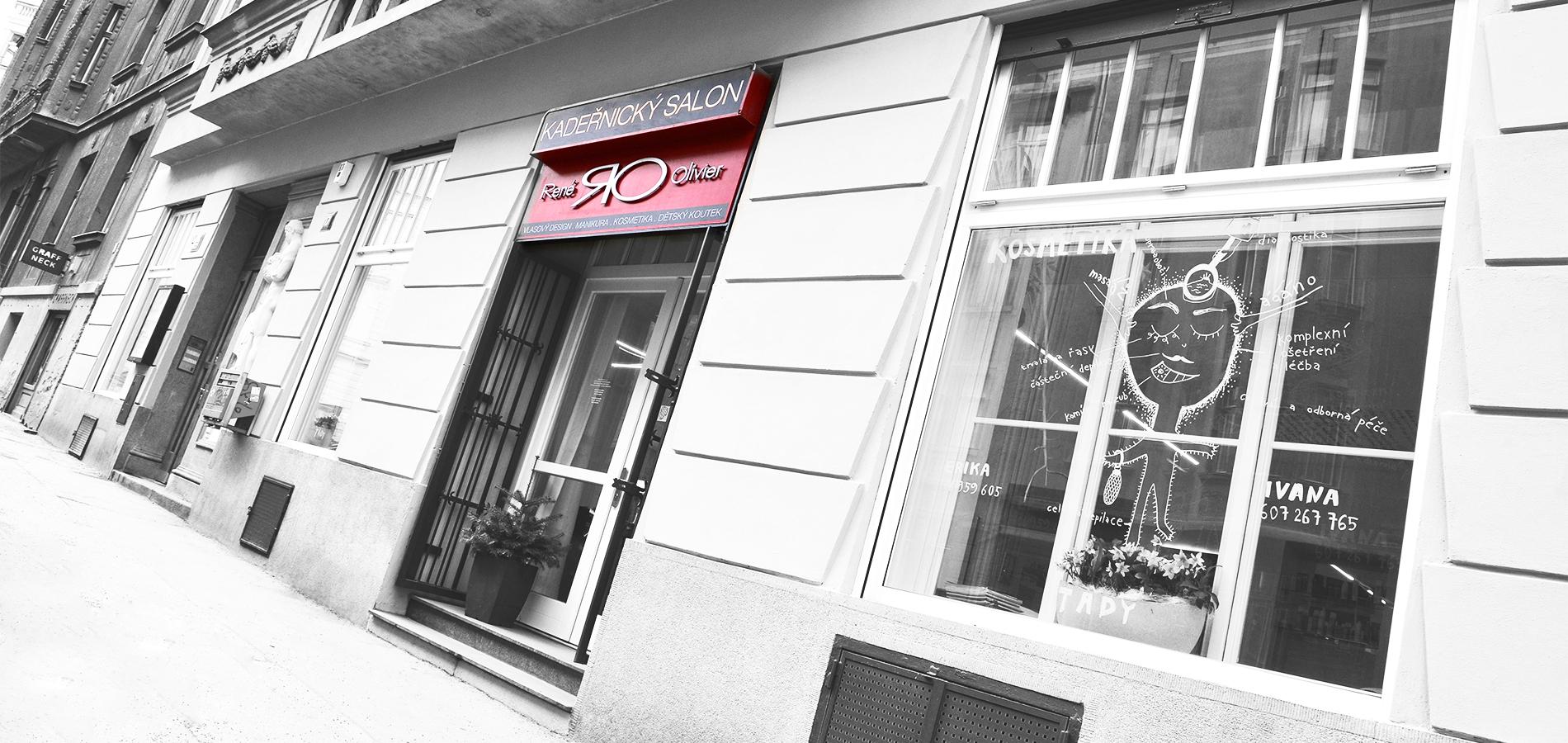 Navštivte první pražský kadeřnický salon